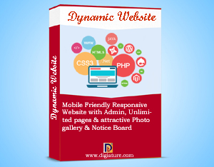 Dynamic Website